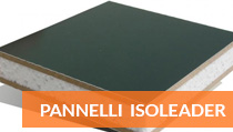 sito isoleader pannelli